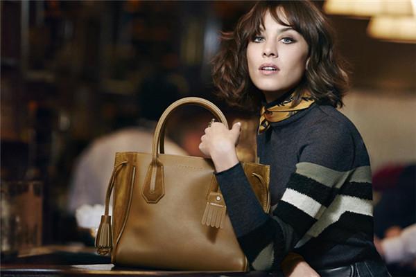 Longchamp(珑骧)发布2016年秋季系列广告大片