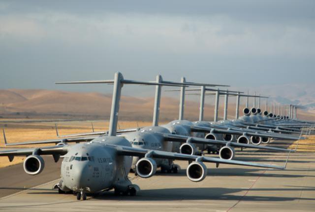 运20服役意义:中国搞战略空军至少需300架运20