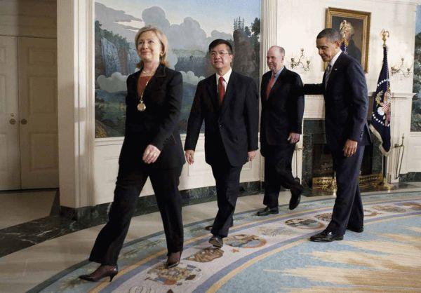 希拉里会考虑骆家辉当副手 成为首位华裔副总统吗?