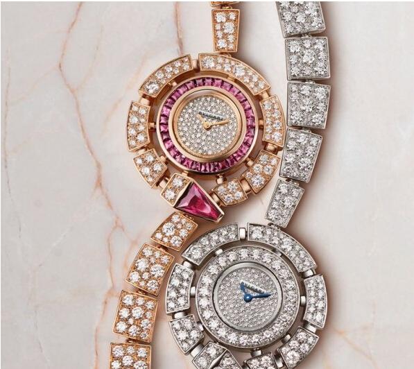 低调奢华有内涵 这些奢华的钻石腕表也能搭出休闲范