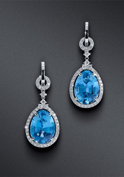 Marvella珠宝品牌推出静谧海蓝宝石系列珠宝