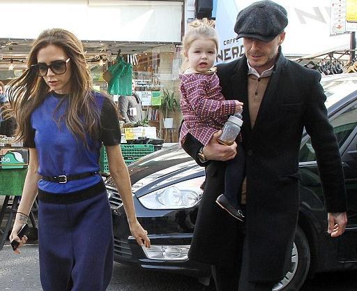 贝克汉姆女儿庆生 贝克汉姆夫妇有多少钱