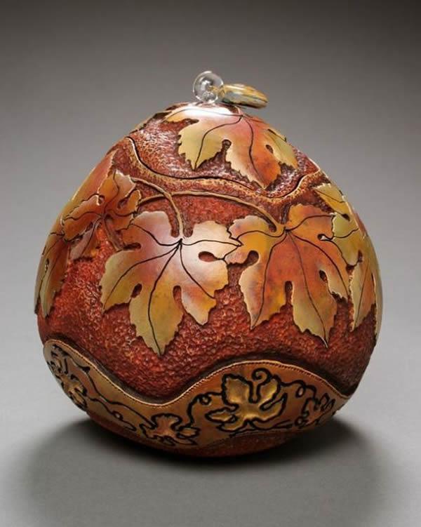 葫芦雕刻_葫芦雕刻的雕法_葫芦雕刻的象征意义