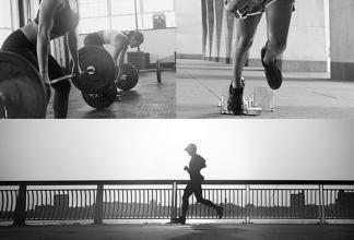 跑步应与骑行结合训练效果佳 伤病期间有助恢复