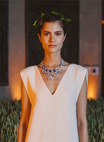 尚美巴黎推全新La Nature de CHAUMET套系珠宝