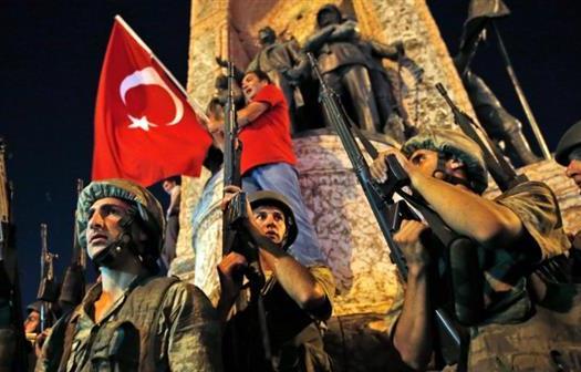 土耳其军事政变对黄金白银的影响有哪些