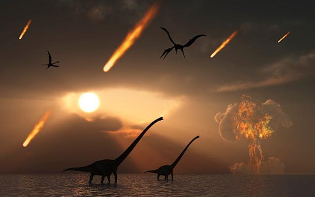 日本研究发现恐龙灭绝时地球气候变化详情 连锁反应导致灭绝