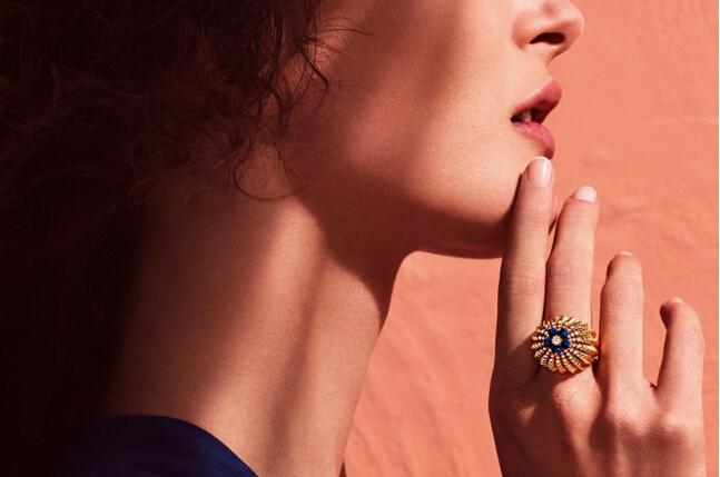 仙人掌也能高贵华美 卡地亚Cactus de Cartier 系列珠宝