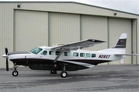 赛斯纳208:单发涡轮螺旋桨式多用途轻型通用私人飞机