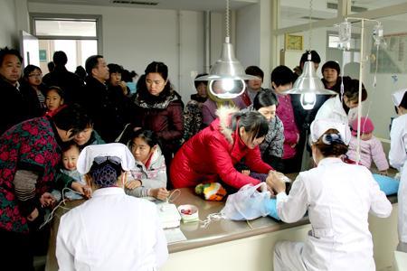 卫计委:基层门诊量没有改善 病人依然向高级医院集中