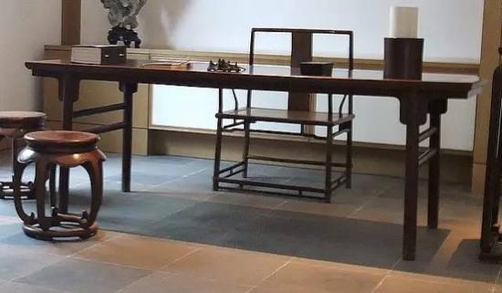 中华文化博大精深 细看古典红木家具