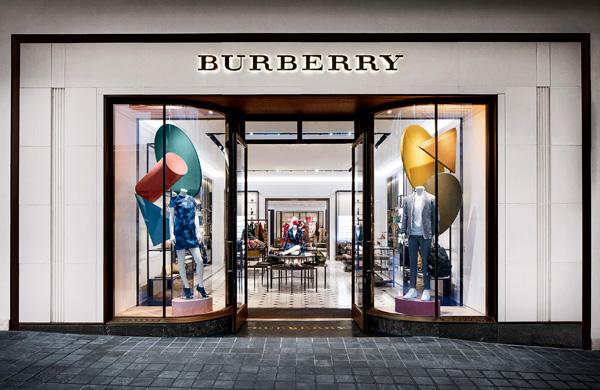 Burberry檀香山Ala Moana新店盛大开幕