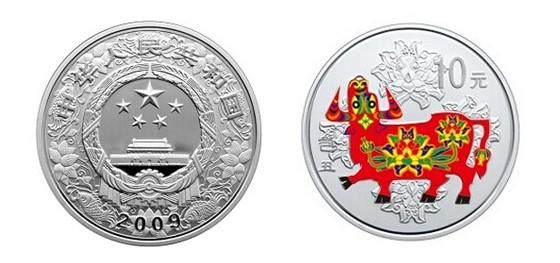 十二生肖彩银纪念币的市场行情