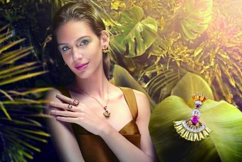 当奥运遇上宝石 彩宝大师ENZO推出巴西嘉年华系列