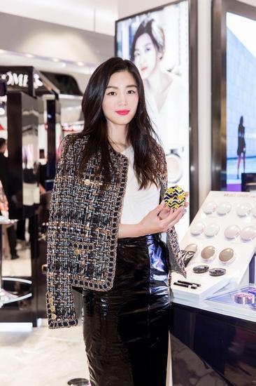 赫妍化妆品品牌宣布正式进入中国市场