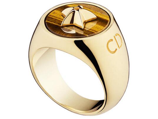 Dior全新Lucky戒指系列:记录品牌创始人重要童年时刻