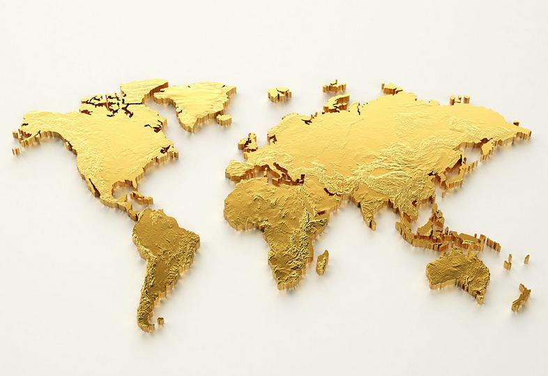 黄金价格延续跌势 投资者静待美日决议