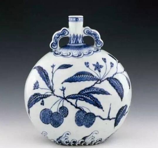 大英博物馆里的中国青花瓷收藏鉴赏