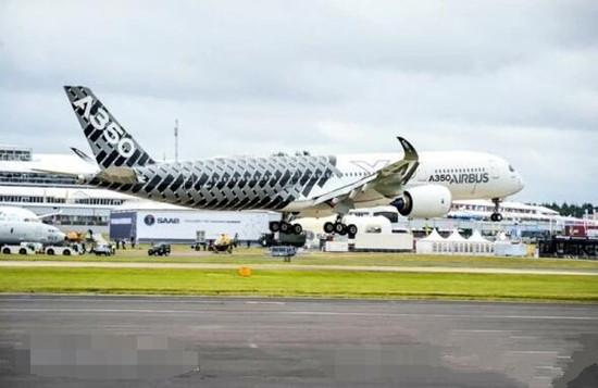 空客集团发布2016上半年财报 总收入290亿欧元