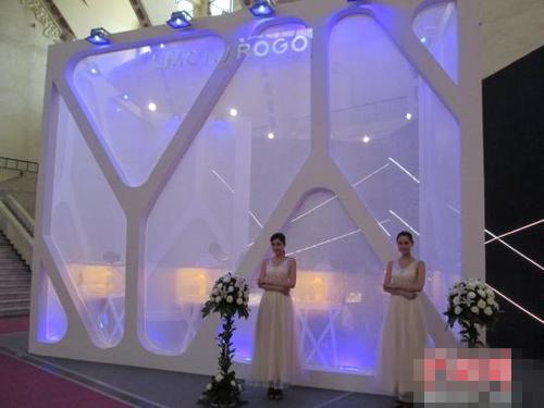 沈阳国际珠宝展览开幕 辽宁本地三大特产享誉世界