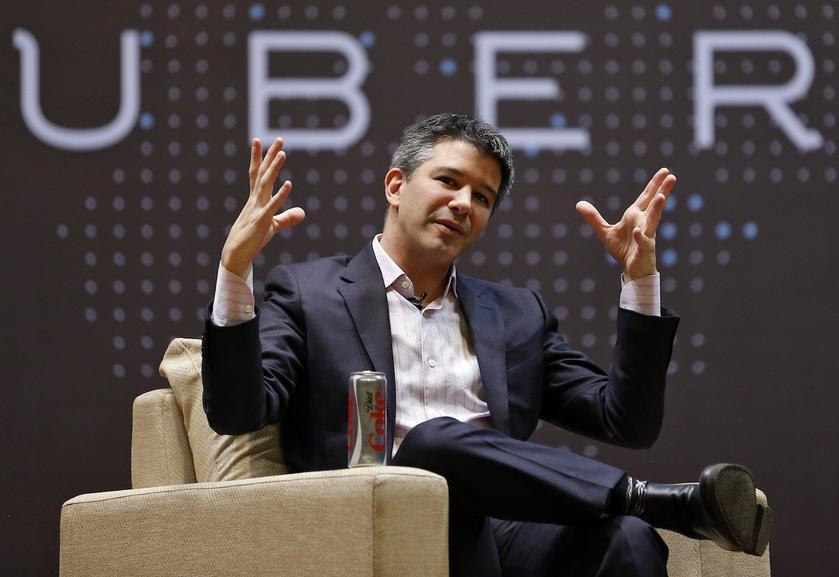 uber中国和滴滴合并 网友:这是一个申请加薪的理由