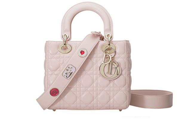 迪奥推出全新Lady Dior Small包包七夕限定款