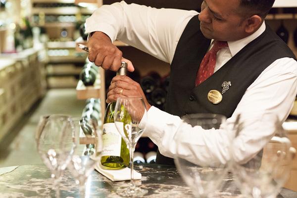康斯丹海岛酒店葡萄名酒荣膺最佳卓越奖