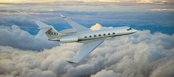 飞行速度高达0.84马赫 湾流G500首飞成功