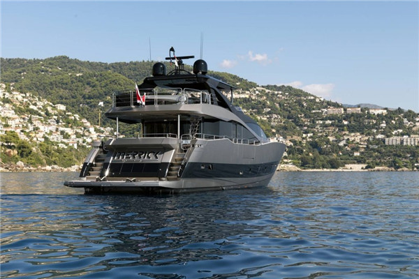 Sunseeker船厂28米Merrick游艇 可搭载8名宾客