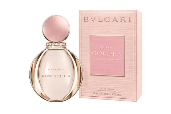 宝格丽推出全新Rose Goldea香水 让爱人为之神魂颠倒