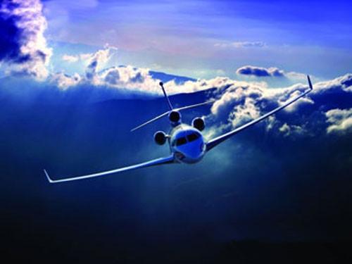 达索7X私人飞机:给你无可比拟的卓越感受