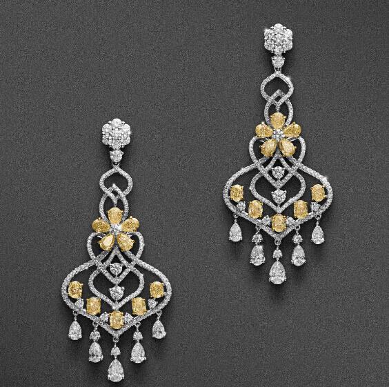 热情的桑巴:Marvella珠宝全新耳饰系列邀你盛夏共欢