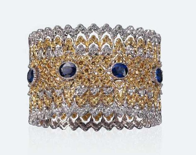 世界10大顶级珠宝品牌之布契拉提作品赏析