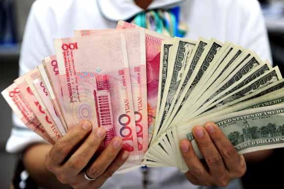 人民币对美元汇率逼近6.60!