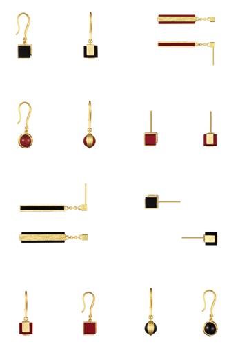 周生生全新g COLLECTION黄金首饰系列 专为都市女性打造