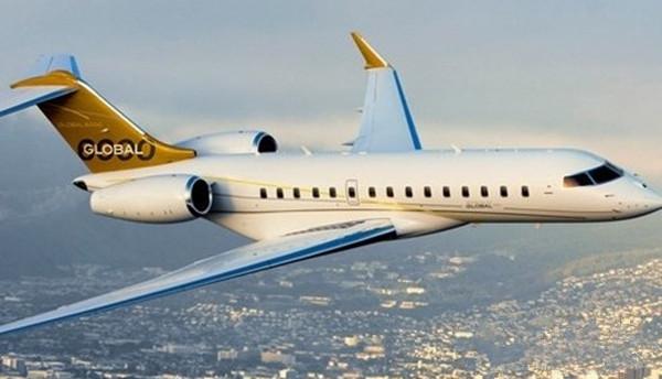 环球6000:世界上最先进最豪华私人飞机