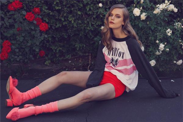 Wildfox服装品牌释出2016秋季系列时尚型录