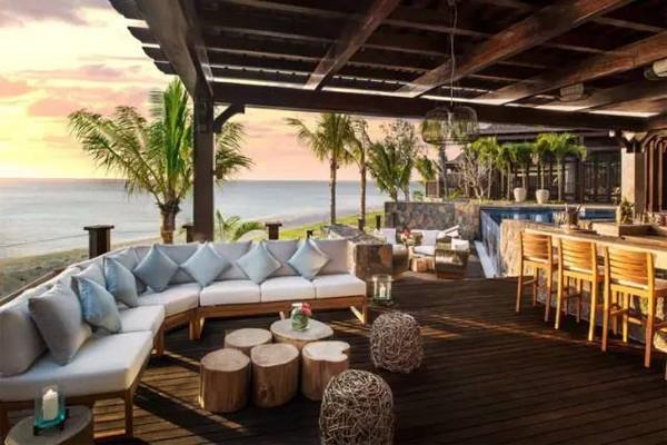 毛里求斯瑞吉度假酒店 独一无二的海滨明珠