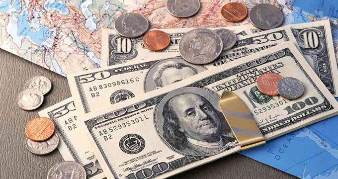 美元指数窄幅震荡 走高后探底回升