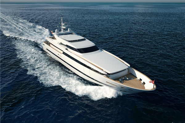 Cantieri首艘Akhir 42S超级游艇将于2018年春交付