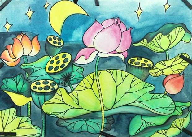 儿童画 儿童画的特点 如何指导创意儿童画 文献图鉴 金投收藏 金投网图片