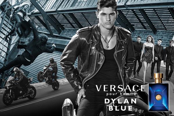 范思哲推出全新「Dylan Blue」男士香氛