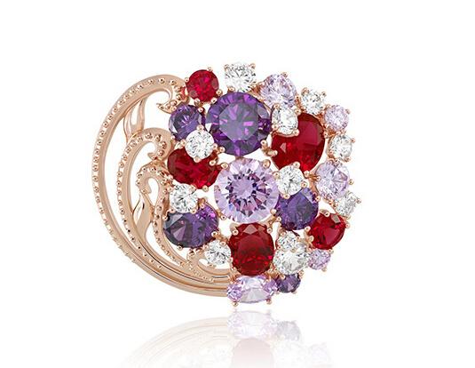 ARTĒ珠宝全新Purple Deseo系列 让你沉醉在瑰丽迷人的境界