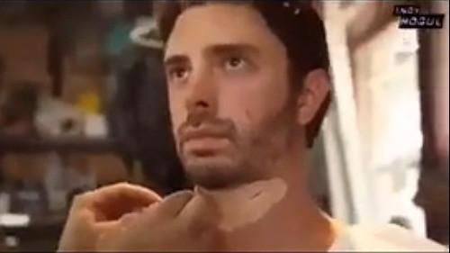 天了噜!原来电影里割喉的镜头这样拍出来的