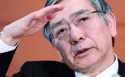 日本货币政策还处在石器时代