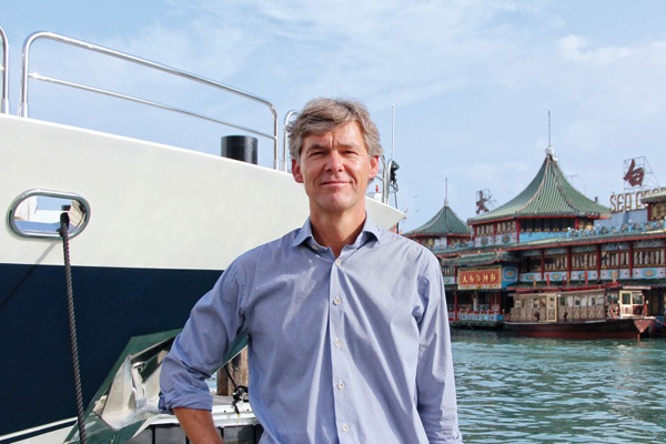 Joris Neven出任辛普森超级游艇总经理