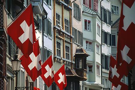 瑞士央行料维持负利率政策 随时干预汇市