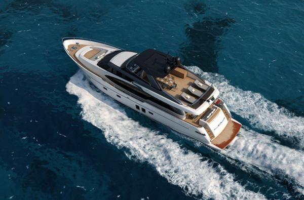 辛普森游艇成功售出圣劳伦佐系列最新型号SL78