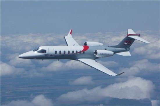 私人飞机市场低迷 公务机制造商大打折扣促销飞机