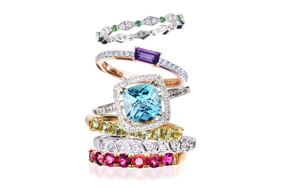 ENZO推出晶莹剔透Hard Candy水果糖系列珠宝